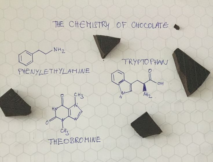 chemistry of chocolate #chocolate #chemistry #benznote