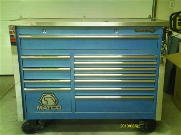 27 best Matco boxes images on Pinterest | Tool storage, Matco tool ...