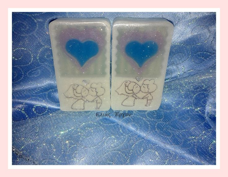 Handamade glycein soap