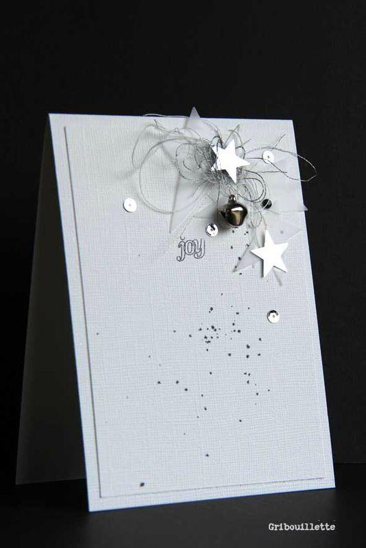 Carte Hivernale, Sujet de décembre.