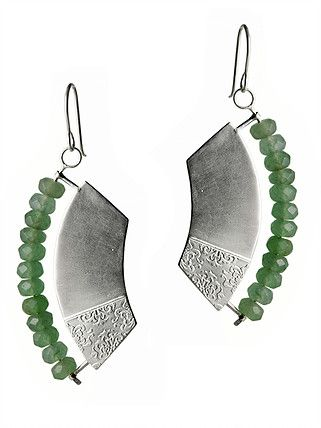 Drew Curtright Designs | Sterling Silver Earrings
