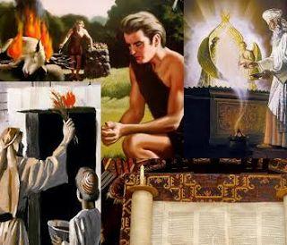 COSTUMES BÍBLICOS - Pra quem gosta de ler!: A salvação e o Antigo Testamento