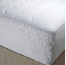 Beautyrest Luxury Pima 500TC Cotton Mattress Pad - Queen