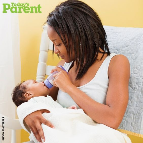 How to combine breastfeeding and bottle feeding