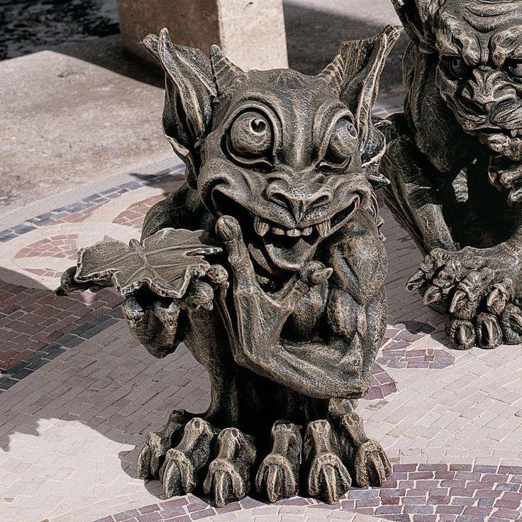 17 Best Ideas About Gothic Gargoyles On Pinterest