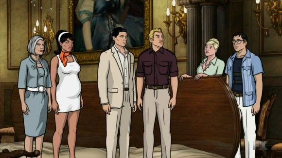 Archer Season 5, Episode 11 – Archer Vice: Palace Intrigue: Part II | Watch Movies Tv Shows Online Free