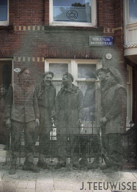 Ghosts of War - Groningen; a well deserved break by Jo Hedwig Teeuwisse, via Flickr