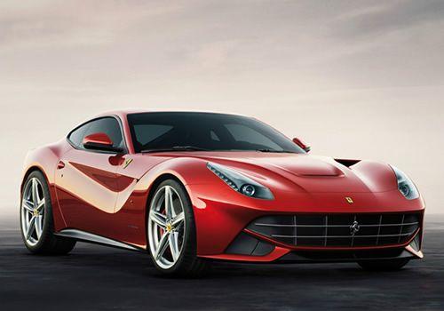 Ferrari F12 Berlinetta - fastest Ferrari ever.