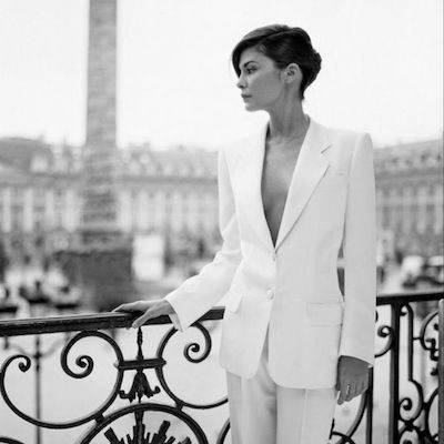audrey tatou 400 World's sexiest women in men's suits