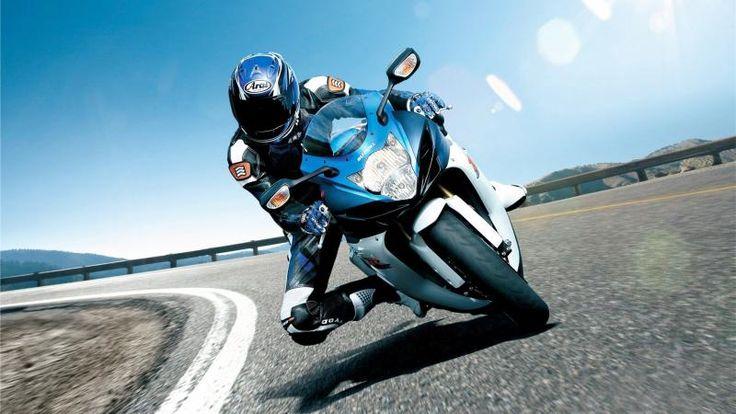 Suzuki Biker