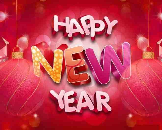 New year Love Greetings For girlfriend