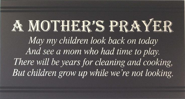 Prayer for my children