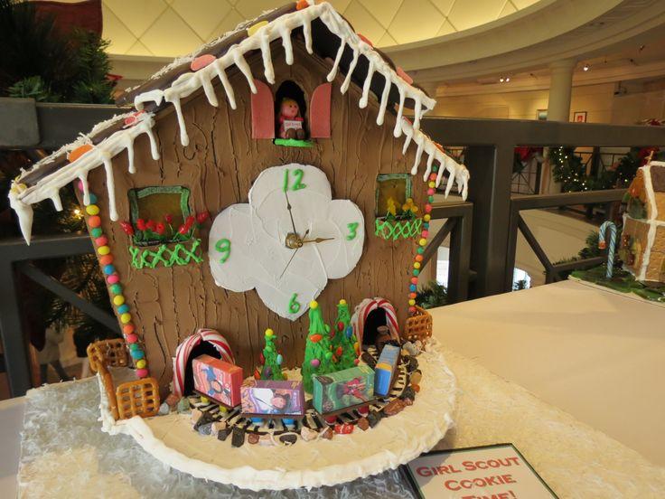 124 best gingerbread house cuckoo clock inspiration images for Gingerbread house inspiration