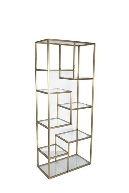 GlobeWest - Elle Cube Bookcase