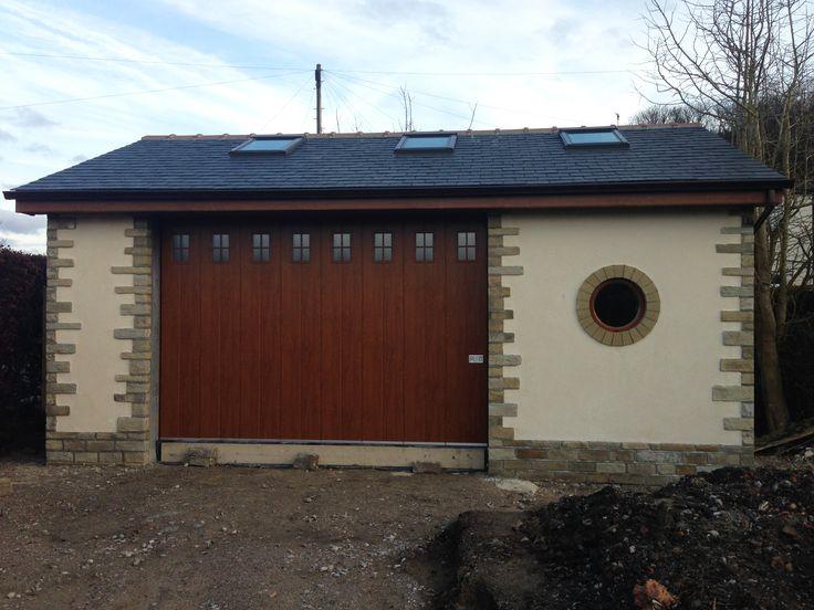 52 best images about abi garage doors modern installations for Sliding garage doors
