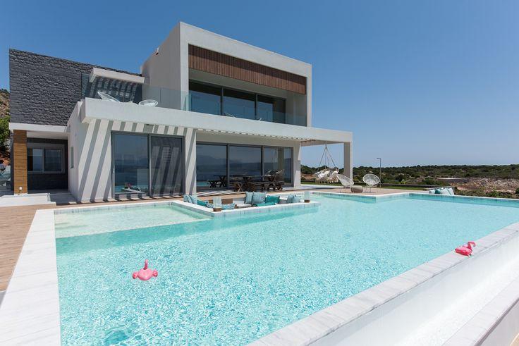 MInimal Villa in Chania Greece www.alasvilla.gr