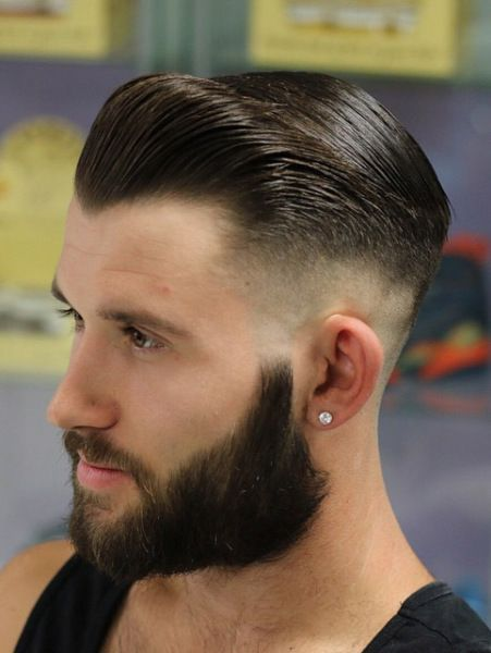 Mens Hairstyle And Beard 55 Best Beards Images On Pinterest  Moustaches Men's Haircuts And