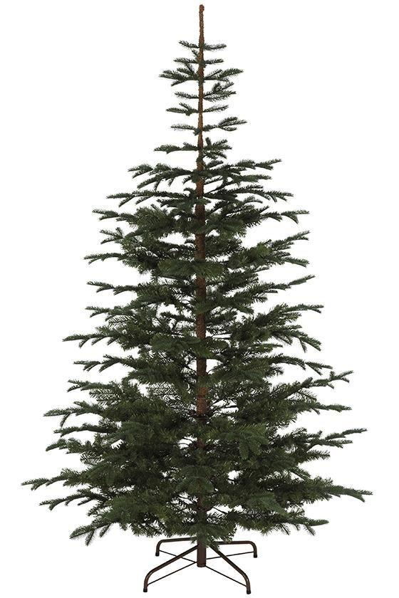 Martha Stewart Living™ Norwegian Spruce Hinged Artificial Tree - Artificial Christmas Tree - Green Christmas Tree - Holiday Decor - Christmas Decor | HomeDecorators.com