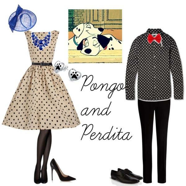 Pongo and Perdita-Dapper Day by aehansen09 on Polyvore featuring Ted Baker, Pretty Polly, Jimmy Choo, Bling Jewelry, Monsoon, Paul Smith, TOMORROWLAND, Disney, disney and disneybound