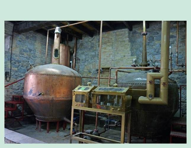 Opened back in 1757, the Old Kilbeggan Distillery is the oldest licensed whiskey distillery in the world. For 54 years the distillery was a museum but in 2007 an ancient pot still was refurbished and fired up to restart production