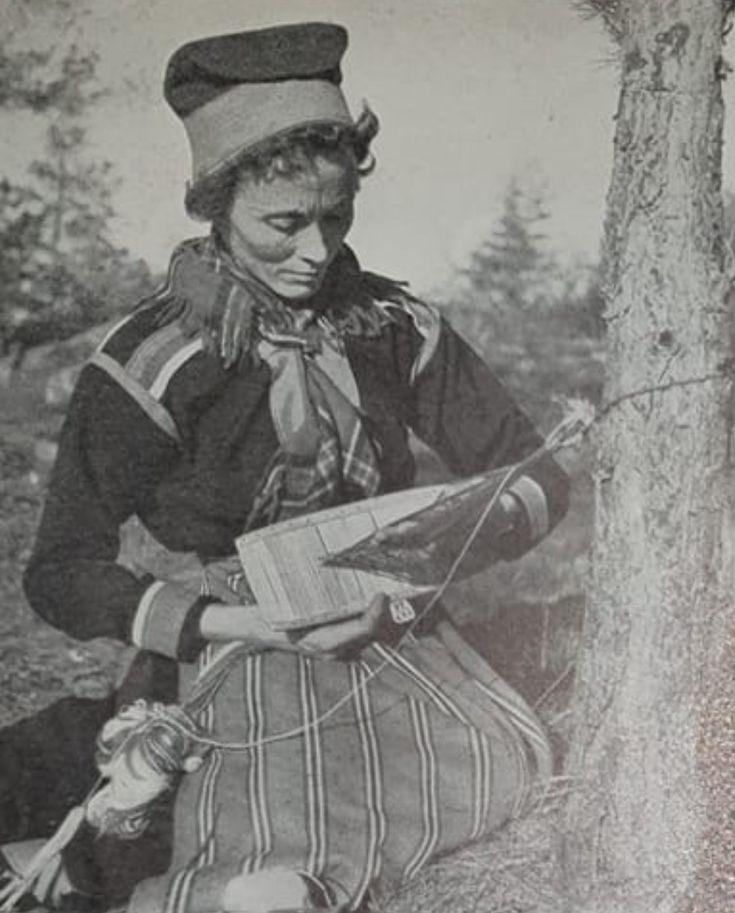 Kristina Negga i JukkasjärviGällivare samedräkt | Bilder