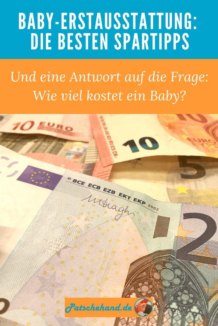 Ich widme mich der Frage, wie viel ein Baby kostet. Was ...