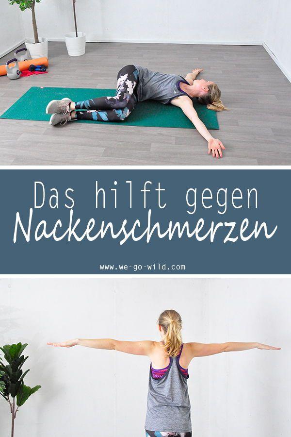 19 effektive Nackenschmerzen Übungen gegen Verspannungen..