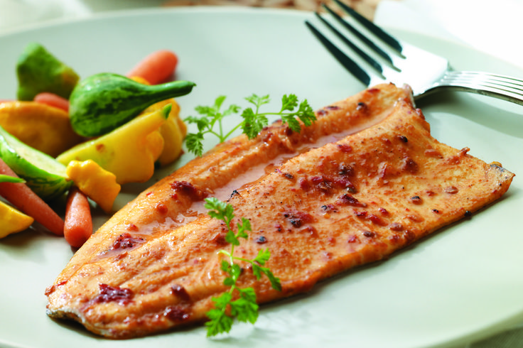 Southwestern Rainbow Trout: Ingredients: ¼ cup of chipotle chiles ...