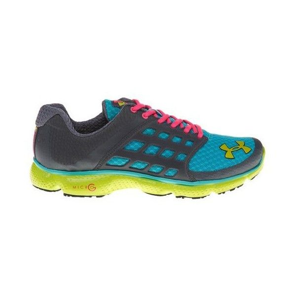 Under Armour Women's Micro G Connect Running Shoes ❤ liked on Polyvore