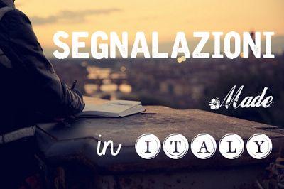 Ossessione per i Libri: Segnalazioni Made in Italy #2 http://ossessionelibri.blogspot.it/2015/07/segnalazioni-made-in-italy-2.html