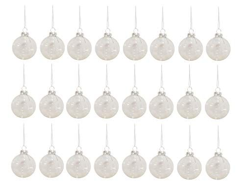 christmas decorations clearance sale - CraftMore Glass Ornament Mega