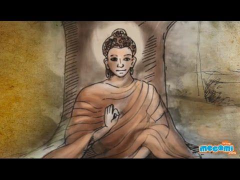 Gautam Buddha - His Life and Teachings | Mocomi Kids