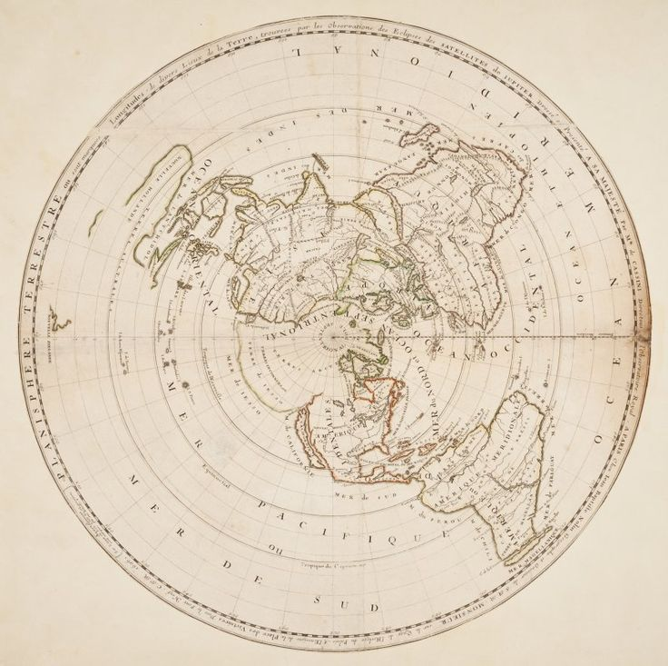Mapping in the Enlightenment: Science, Innovation, and the Public Sphere | Happening @ Michigan