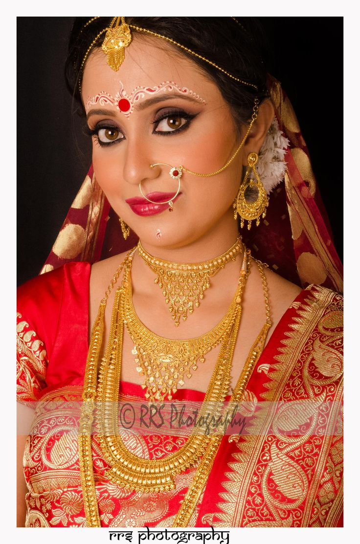 Bengali bridal gold jewellery - Wedding Portraits By Ritesh Sett On 500px Bengali Bridebengali Weddingindian Bridalgold Jewellerybridal