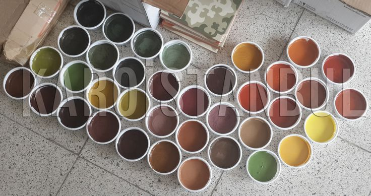 The color testing research conducted by Karoistanbul