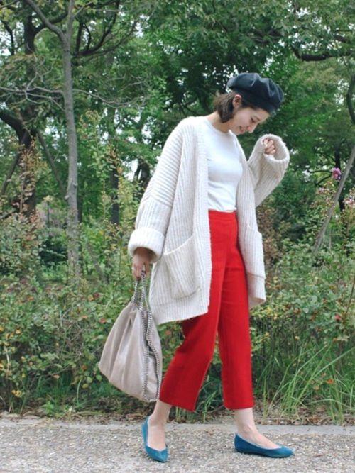 ヤマサキ サオリ|PETIT BATEAUのTシャツ/カットソーを使ったコーディネートWEAR