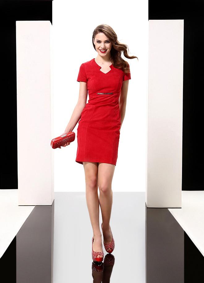 Sassofono Elbise Markafoni'de 1193,00 TL yerine 640,99 TL! Satın almak için: http://www.markafoni.com/product/3616615/