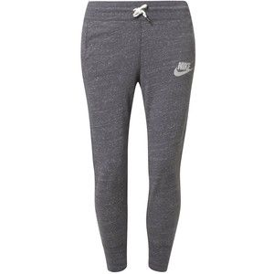 Womens  Nike joggers  grey  sweat pants  tight ankles