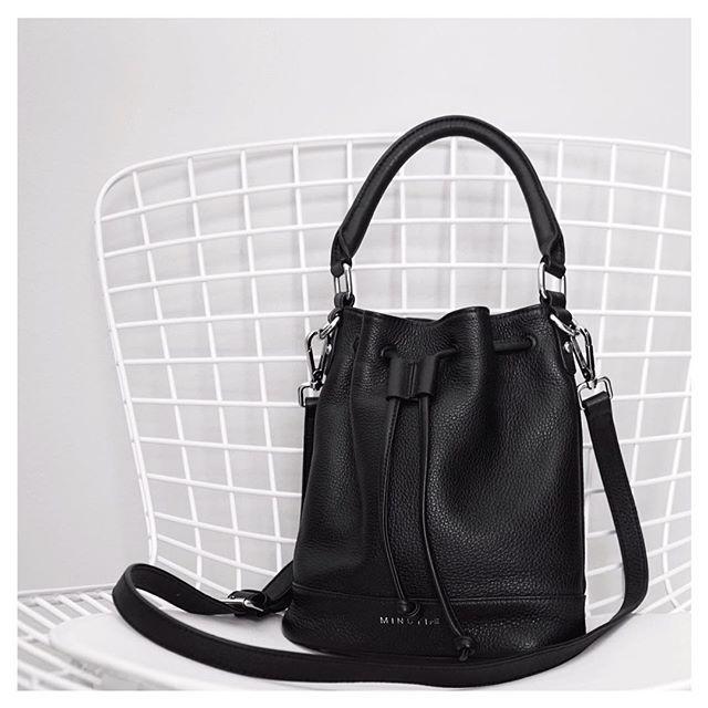 Sitting pretty @minutiae_au #Minutiae #Inthedetails #bucketbag #leather www.minutiae.com.au