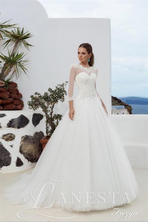 cb6a71d2 Prinsesse brudekjole store størrelser | Brudekjoler store st'rrelser ...