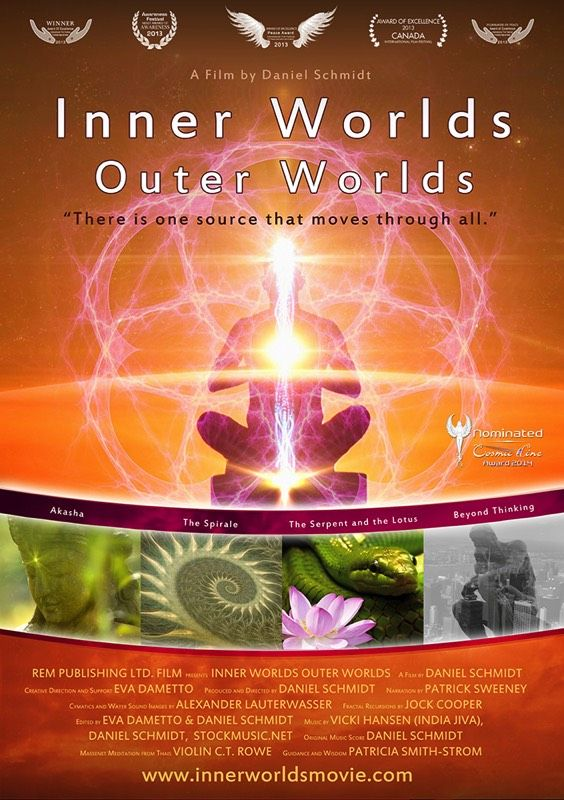 DVD: Inner Worlds, Outer Worlds DVD/Blue Ray AUD $20  We now have available for sale 'INNER WORLDS, OUTER WORLDS' DVD FEATURING MUSIC BY INDIAJIVA  Our music is featured in this groundbreaking DVD with amazing visuals and  narration produced by Canadian film producers, 'Awaken the World'.