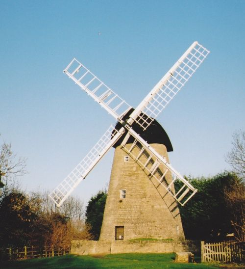 Bradwell Mill: Milton Keynes