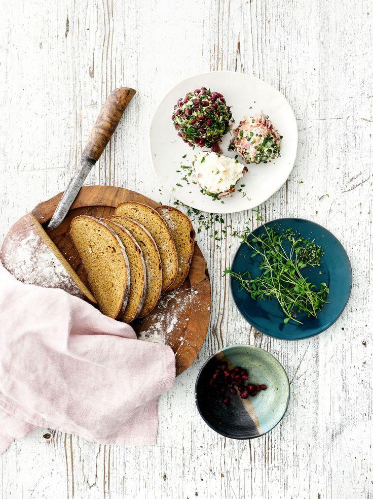 Juureslimppu | K-Ruoka #joulu #leipä