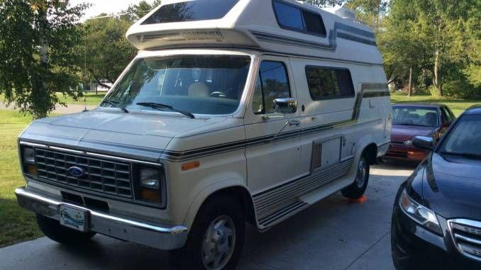 1991 Ford Coachmen Camper For Sale In Cheboygan Michigan In 2020