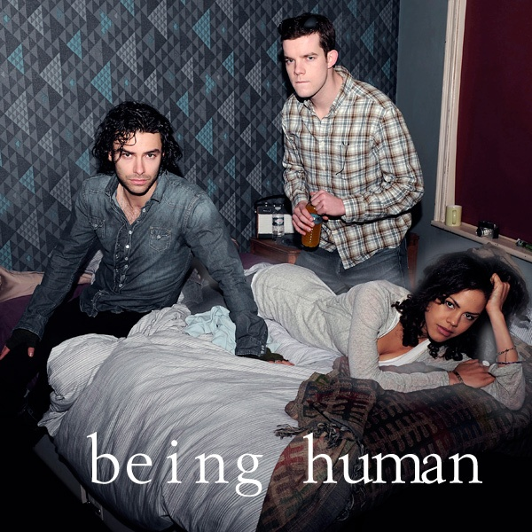 Being Human (UK)  Just started watching this and so far really enjoying it.