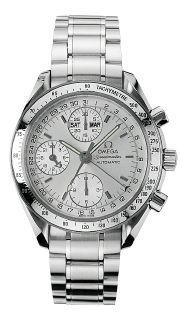 3523.30.00 : Omega Speedmaster Day-Date Silver
