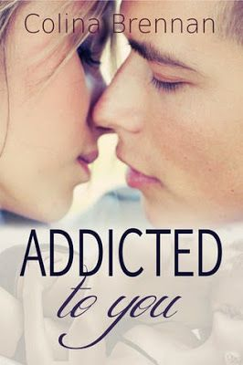 Reading and Writing Urban Fantasy, Paranormal, and Romance: Review: Addicted To You by Colina Brennan (Blog Tour & Giveaway)
