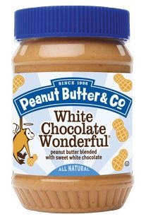 Peanut Butter and Co. White Chocolate Wonderful Flavored - #dairyfree #vegan #glutenfree