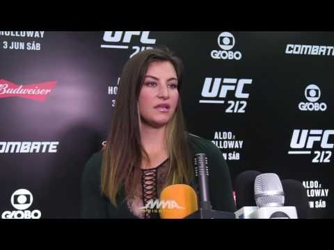 MMA Miesha Tate Comments on NYSAC's 'Extremely Stupid' Breast Implant Rule - MMA Fighting