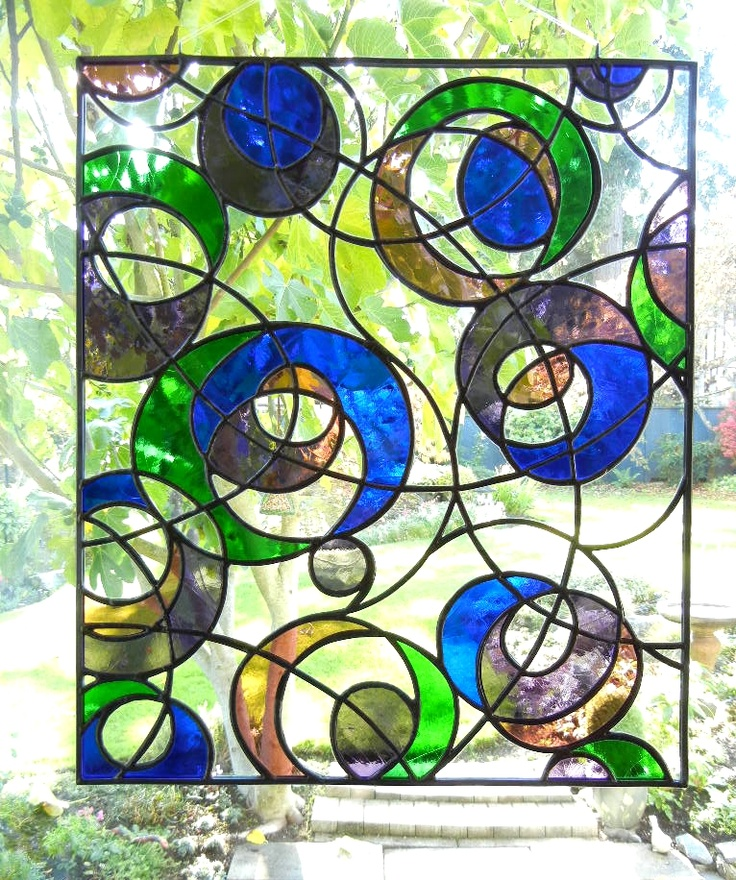 Stained Glass Windows, Glass